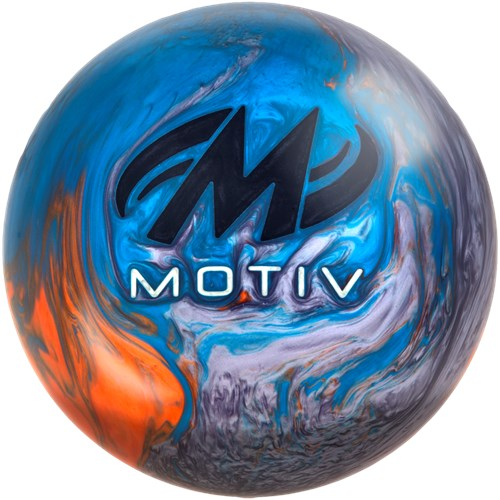 Details about  /16lb NIB Motiv JACKAL FLASH Bowling Ball NEW Undrilled ORANGE//SILVER//BLUE