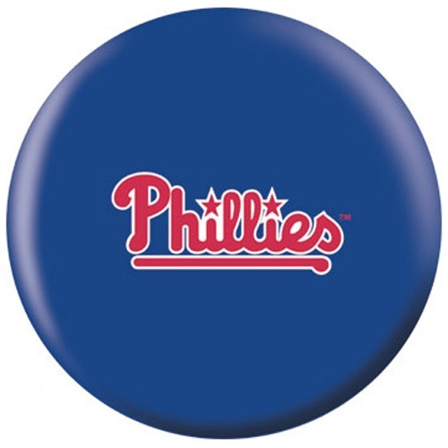 OnTheBallBowling MLB Philadelphia Phillies Back Image