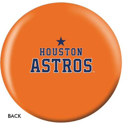 OnTheBallBowling MLB Houston Astros Back Image