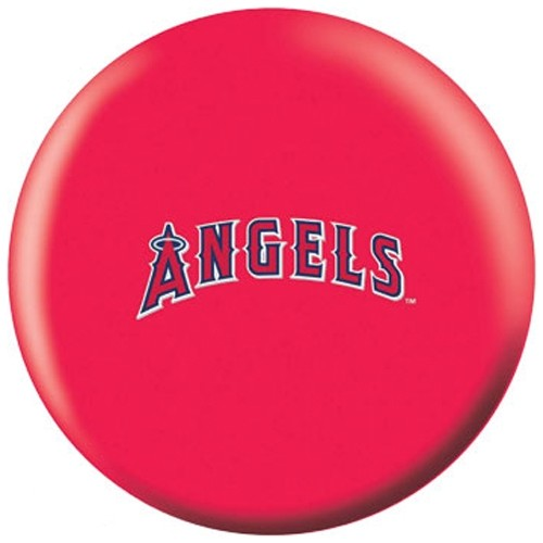 OnTheBallBowling MLB Los Angeles Angels Back Image