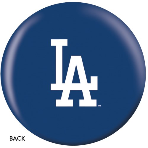 OnTheBallBowling MLB Los Angeles Dodgers Back Image