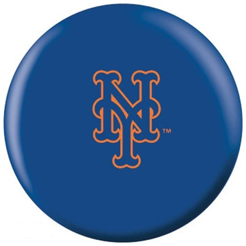 OnTheBallBowling MLB New York Mets Back Image