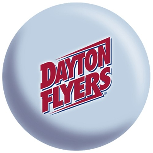 OnTheBallBowling University of Dayton Flyers Back Image