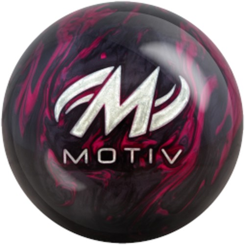 Motiv Ascent Pearl Red/Black Back Image