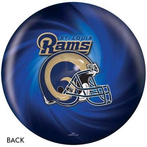 KR St. Louis Rams NFL Ball Bowling Balls + FREE SHIPPING