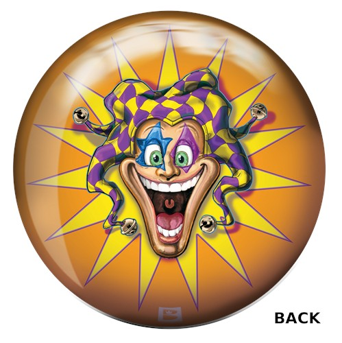 Brunswick Joker Viz-A-Ball Back Image