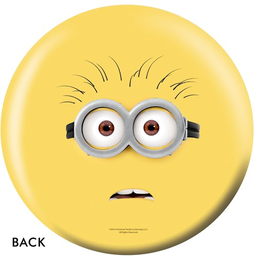 OnTheBallBowling Despicable Me Minions Googlehead Back Image