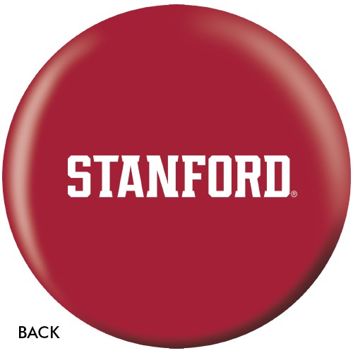 OnTheBallBowling Stanford University Back Image