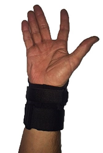 Mongoose Clean Shot Wrist Support Back Image