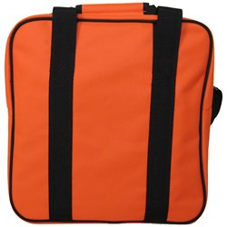 Tenth Frame Basic Orange Single Tote Back Image