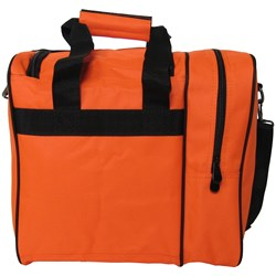 Tenth Frame Venture Single Tote Orange Back Image