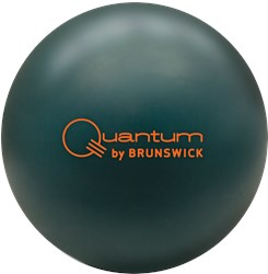Brunswick Quantum Forest Green Solid Back Image
