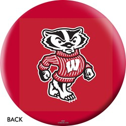 OnTheBallBowling University of Wisconsin Back Image