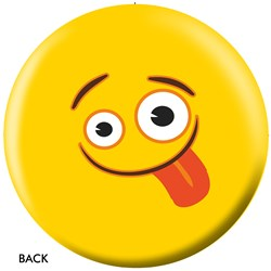 OnTheBallBowling Emoji Yellow Faces Back Image