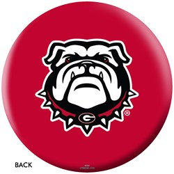 OnTheBallBowling University of Georgia Back Image