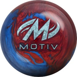 Motiv Freestyle Rush Blue/Red Back Image