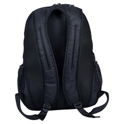 KR Strikeforce Fast Backpack Black/White Back Image