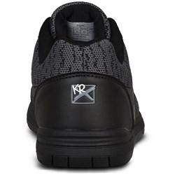 0faa43dd615c3 KR Strikeforce Mens Flyer Mesh Black Steel Bowling Shoes + FREE SHIPPING