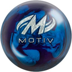 Motiv Thrill Purple/Blue Pearl Back Image