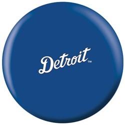 OnTheBallBowling MLB Detroit Tigers Back Image