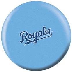 OnTheBallBowling MLB Kansas City Royals Back Image