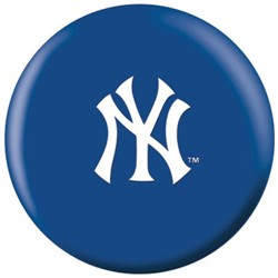 OnTheBallBowling MLB New York Yankees Back Image