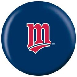 OnTheBallBowling MLB Minnesota Twins Back Image