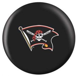 OnTheBallBowling MLB Pittsburgh Pirates Back Image
