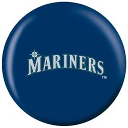 OnTheBallBowling MLB Seattle Mariners Back Image