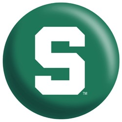 OnTheBallBowling Michigan State Spartans (Old) Back Image