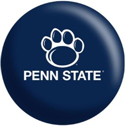 OnTheBallBowling Penn State Nittany Lions Back Image