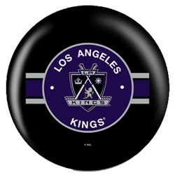 OnTheBallBowling NHL Los Angeles Kings Back Image