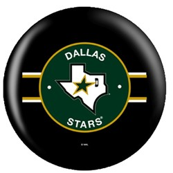 OnTheBallBowling NHL Dallas Stars Back Image