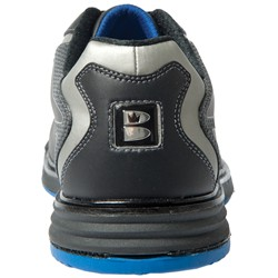 Brunswick Mens Stealth Black/Graphite RH Wide Back Image