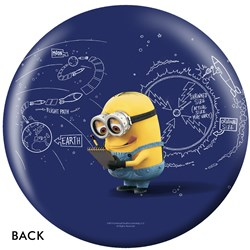 OnTheBallBowling Despicable Me Minions & Blueprint Back Image