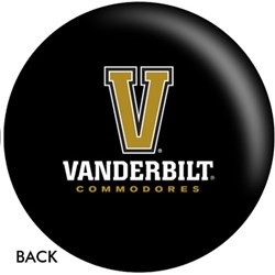 OnTheBallBowling Vanderbilt University (Old) Back Image