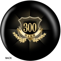 OnTheBallBowling Mini 300 Game Award