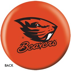 OnTheBallBowling Oregon State Beavers Back Image