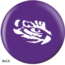 OnTheBallBowling LSU Tigers Back Image