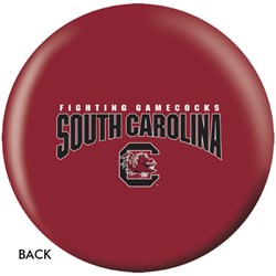 OnTheBallBowling South Carolina Gamecocks Back Image