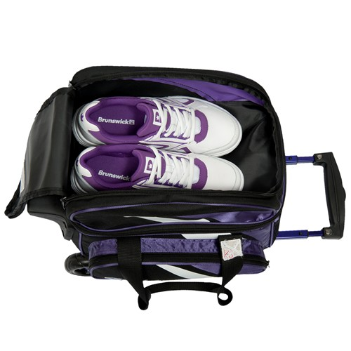KR Cruiser Single Roller Purple/White/Black Core Image