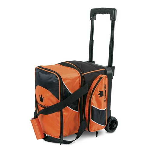 Brunswick Edge Single Roller Orange Main Image