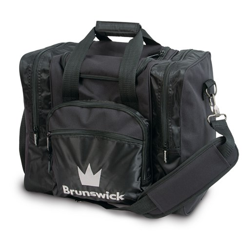 Brunswick Edge Single Tote Black Main Image