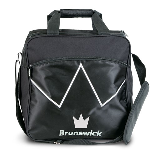 Brunswick Blitz Single Tote Black Main Image