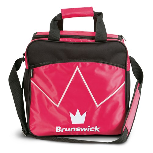 Brunswick Blitz Single Tote Hot Pink Main Image