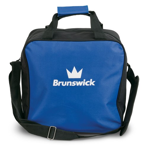 Brunswick TZone Single Tote Blue Main Image