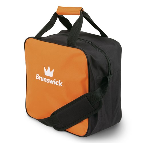 Brunswick TZone Single Tote Orange Main Image