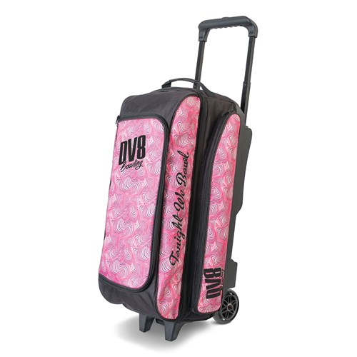 DV8 Freestyle Triple Roller Pink Swirl Main Image