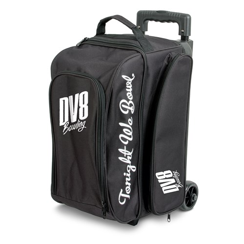 DV8 Freestyle Double Roller Black Main Image
