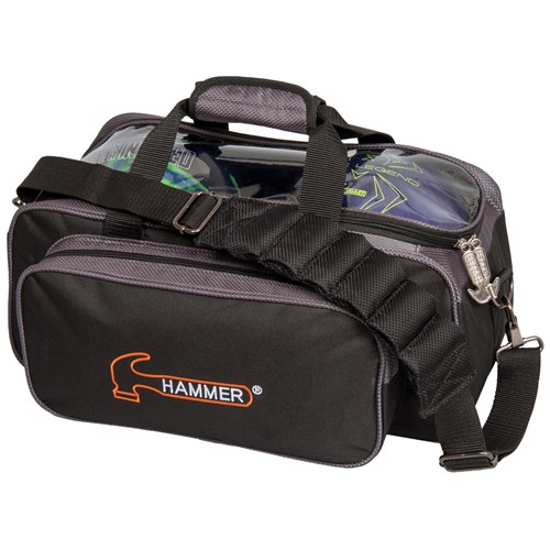 Hammer Double Tote Black/Carbon Main Image